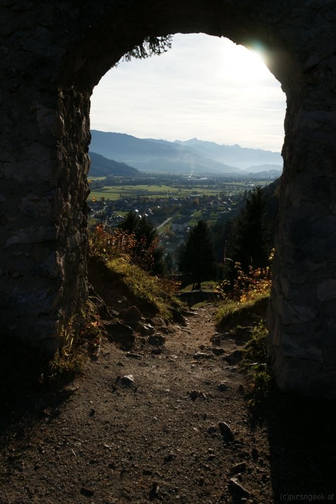 The door to the valley