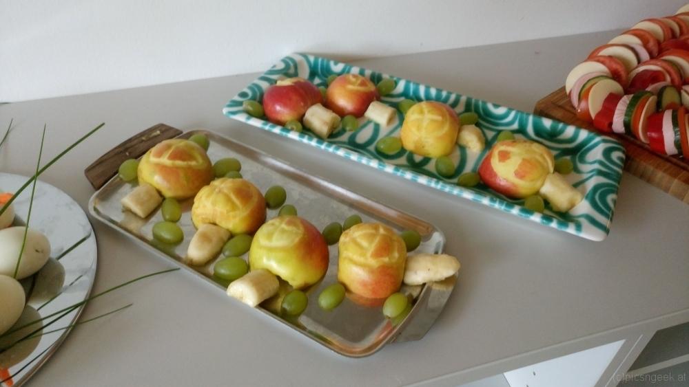 Apple-Banana-Grape Turtles