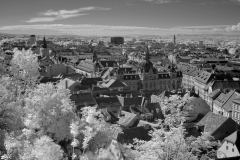 Town hall with 720nm IR filter