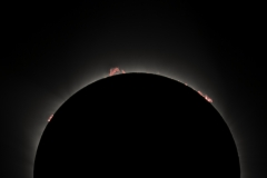 Prominence enhanced