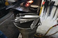 hardened blades