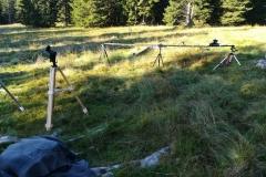 camera slider setup