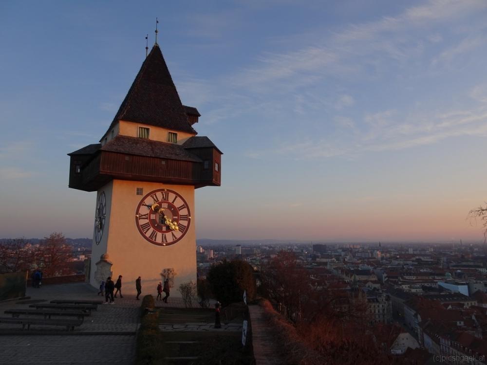 Graz Uhrturm