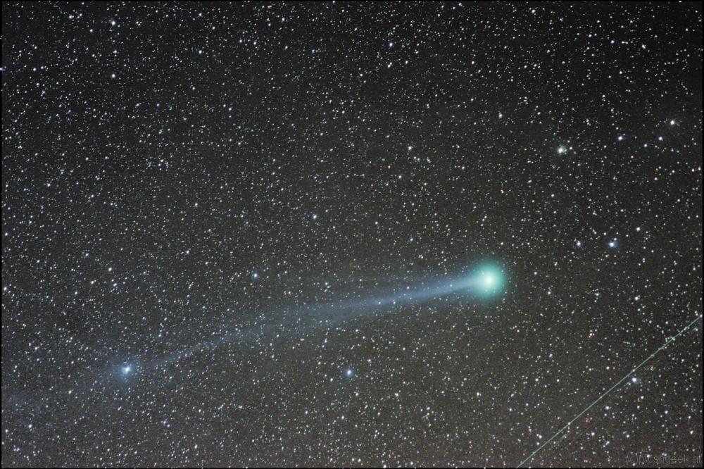 Comet Lovejoy C2014Q2 200mm f2.8 7x180s, St. Hemma 2015-01-13
