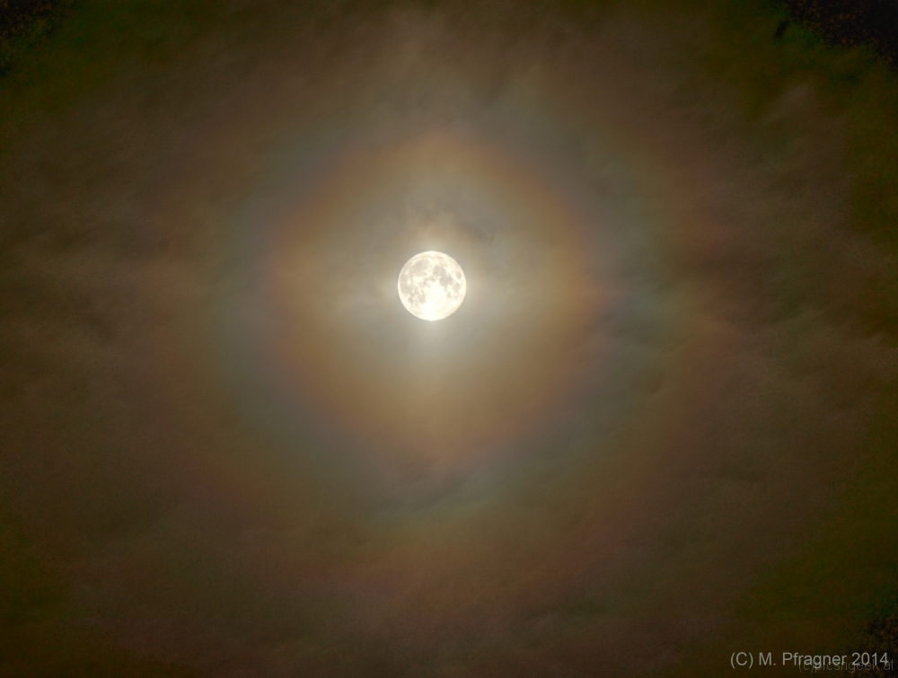Moon Halo, Graz 2014-10-08