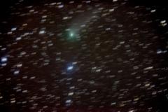 Comet C2013 US10 Catalina, Weinebene 2016-02-06