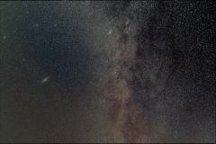 Cassiopeia 35mm f2.4 44x120s, Weinebene 2016-01-29
